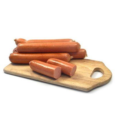 Bockwurst im Schäldarm (10 Stück, 0,9 kg)
