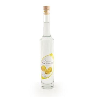 Laubsdorfer Zitronengeist (0,2 l / 40% vol.)
