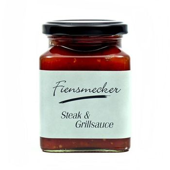 Fiensmecker Steak & Grillsauce (320 g)