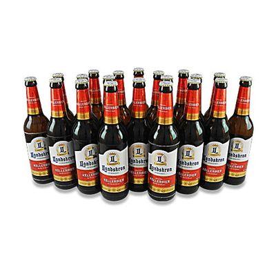 Landskron - Kellerbier (20 Flaschen Bier à 0,5 l / 5,0 % vol.)
