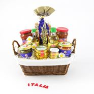 """Geschenkkorb """"Italienische Spezialitäten"""""""