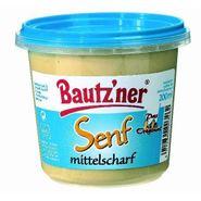 Bautzner Senf mittelscharf (200 ml) 001