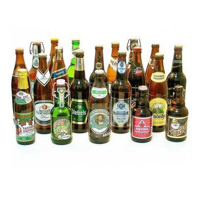 Deutsches Bierspezialitäten Set (20 Flaschen / 6,0% vol.)