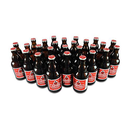 astra rotlicht bier 27 flaschen bier 0 33 l 6 0 vol. Black Bedroom Furniture Sets. Home Design Ideas