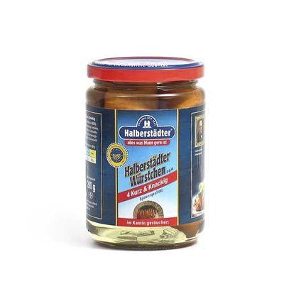 Halberstädter Würstchen (4 Stück / 200 g)