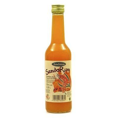 Sanddorn-Rum (0,35 l / 35% vol.)
