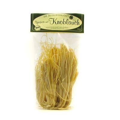 BIO Spaghetti mit Knoblauch (250 g)