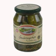 Krügermanns Original Gewürzgurken (720 ml Glas)