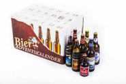 Bier Adventskalender  Deutsche Biere  (24 Flaschen  / 6,0 % vol.)