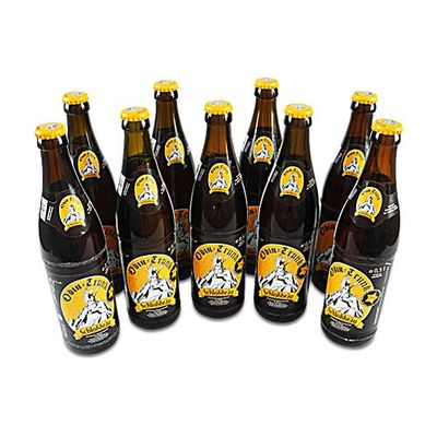 Odin - Trunk (Honigbier / 9 Flaschen à 0,5 l / 5,4 % vol.)