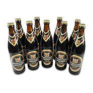 Märkischer Landmann Schwarzbier (9 Flaschen à 0,5 l / 4,9 % vol.) 001