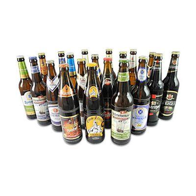 Ostdeutsche Biere (20 Flaschen / 5,4% vol.)
