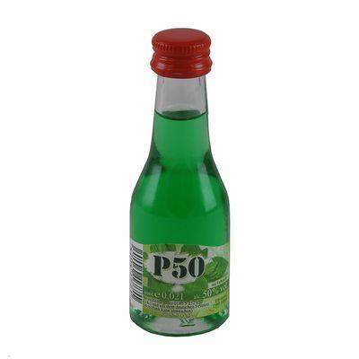 P50 - Pfefferminzlikör (2 cl / 50 % vol.)