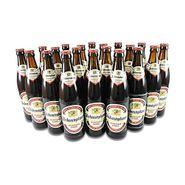 Weihenstephaner Hefeweissbier Dunkel (20 Flaschen à 0,5 l / 5,3 % vol.)