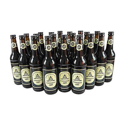 Neuzeller Schwarzer Abt (Schwarzbier / 20 Flaschen à 0,5 l / 3,9 % vol.)