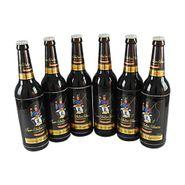 Pupen-Schultzes Schwarzes (Schwarzbier / 6 Flaschen à 0,5 l / 3,9% vol.)