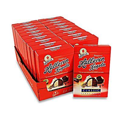 Halloren Kugeln Sahne-Cacao 20er Pack (20 Packungen à 125 g)