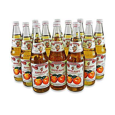 Janks klarer Apfelsaft 12er Pack (12 Flaschen à 0,7 l)