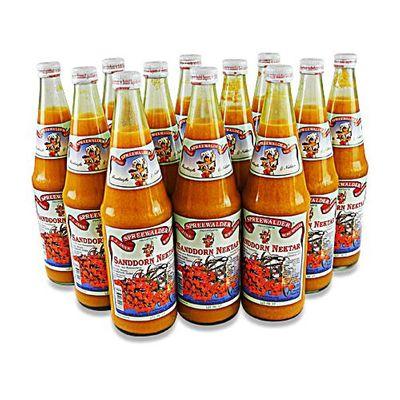 Janks Sanddorn Nektar 12er Pack (12 Flaschen à 0.7 l)