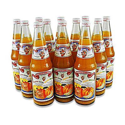 Janks Orange-Apfel-Kürbis-Melone Fruchtgetränk 12er Pack (12 Flaschen à 0.7 l)
