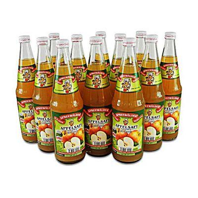 Janks Apfelsaft naturtrüb 12er Pack (12 Flaschen à 0.7 l)