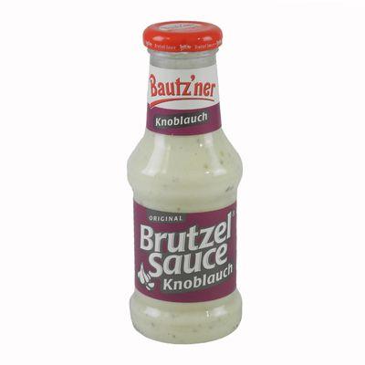 Bautzner Brutzel Sauce Knoblauch 6er Pack (6 Flaschen à 250 ml)