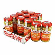 "Bautzner Senfspezialität ""Kremser Senf"" 12er Set (12 Gläser à 200 ml)"