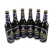 Eibauer Schwarzbier - (6 Flaschen à 0,5 l / 4,5% vol.)
