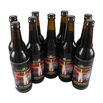 Neuzeller Anti-Aging-Bier (9 Flaschen à 0,5 l / 4,8 % vol.)
