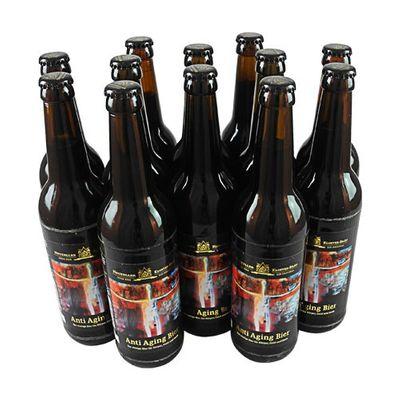 Neuzeller Anti-Aging-Bier (12 Flaschen à 0,5 l / 4,8 % vol.)