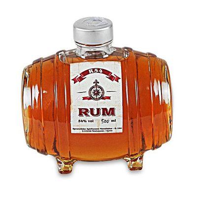 R54 Rum im Fass (0,5 l / 54 % vol.)