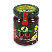 Rote Bete Meerrettich Gemüseaufstrich (135 g)