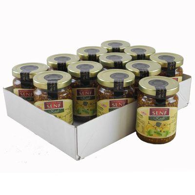 Koals Spreewälder Quitten-Senf 12er Set (12 Gläser à 158 ml)