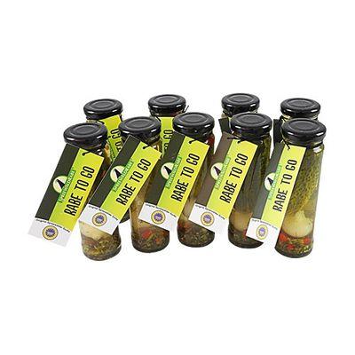 Rabe to Go (9 Gläser à 150 ml)