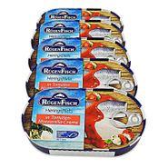 Heringsfilets in Tomaten-Mozzarella Creme 5er Pack (5 x 200 g)