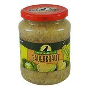 Sauerkraut von Spreewald-Rabe (720 ml Glas)