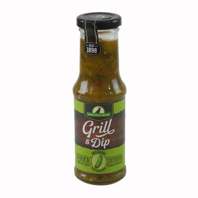 Rabe's Grill & Dip Gurke Zwiebel (210 ml)