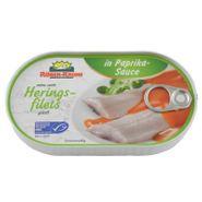 Rügen-Krone Heringsfilets in Paprika Sauce (200 g)