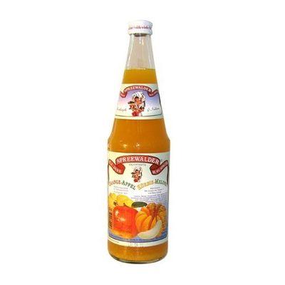 Janks Orange-Apfel-Kürbis-Melone Fruchtgetränk (0,7 l)