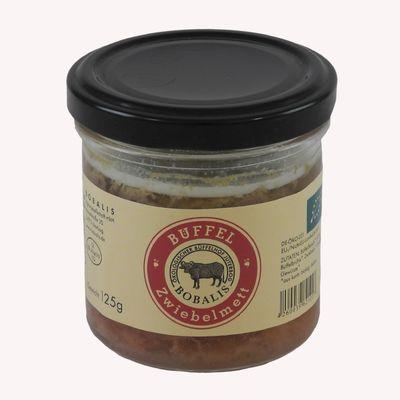 BIO Zwiebelmett vom Büffel (125 g)