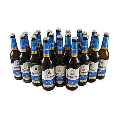 Landskron Premium Pilsner 20 Flaschen Bier à 05 L 48