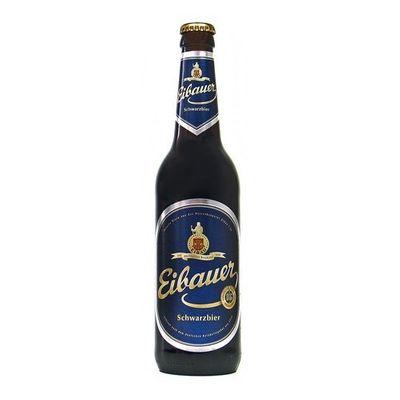 Eibauer Schwarzbier - (0,5 l / 4,5% vol.)
