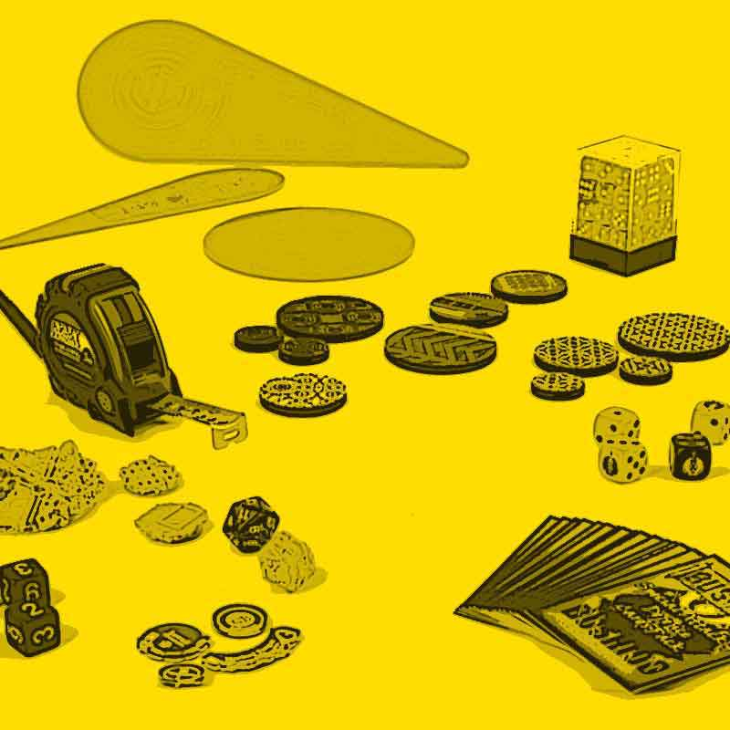 Tabletop- und Brettspielzubehör