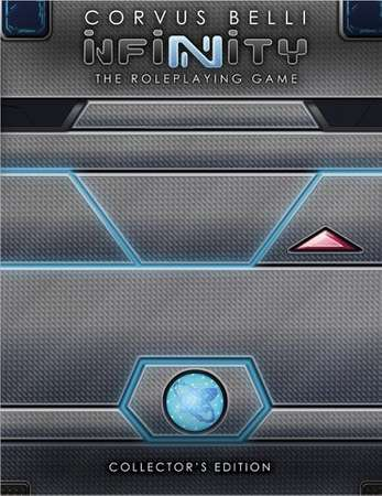 Core Book Collector's Edition - Infinity RPG