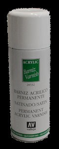 Vallejo Premium Varnish Spray Satin (400ml)
