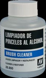 Vallejo Pinsel Reiniger (Brush Cleaner), 85 ml (VE6)