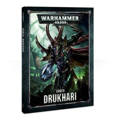 Codex: Drukhari (EN)