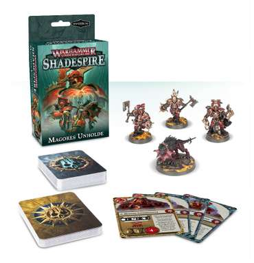 Shadespire: Magore's Fiends (GE)