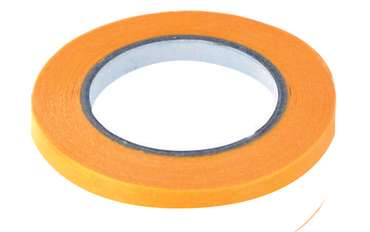 Masking Tape 6mm x 18m Twin Pack
