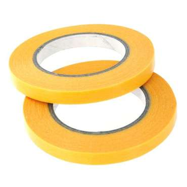 Masking Tape 6mm x 18m Twin Pack – Bild 2